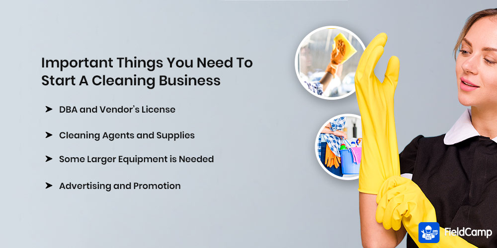 Important Things You Need To Start A Cleaning Business