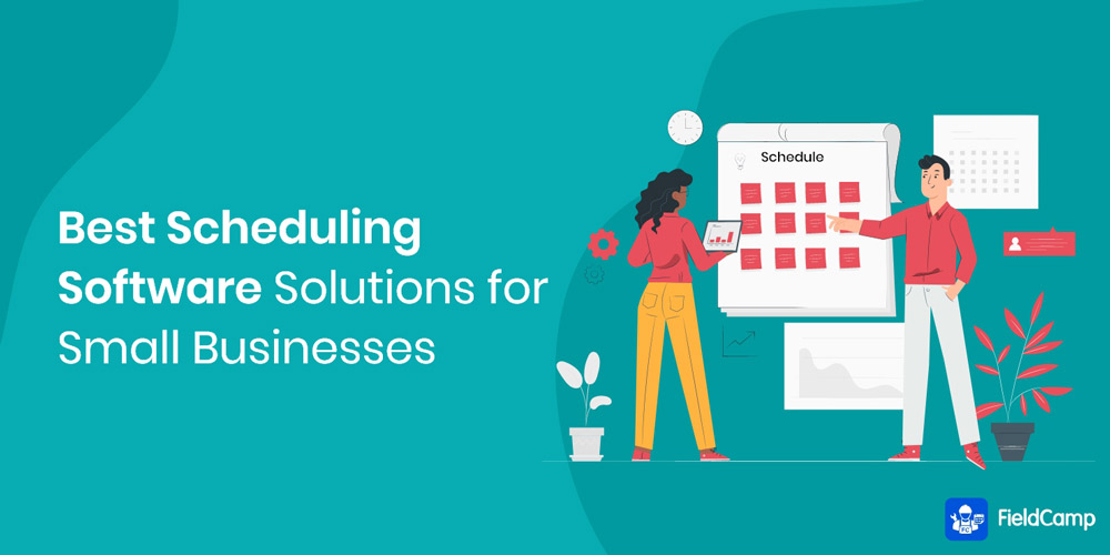 Best Scheduling Software Solutions for Small Businesses
