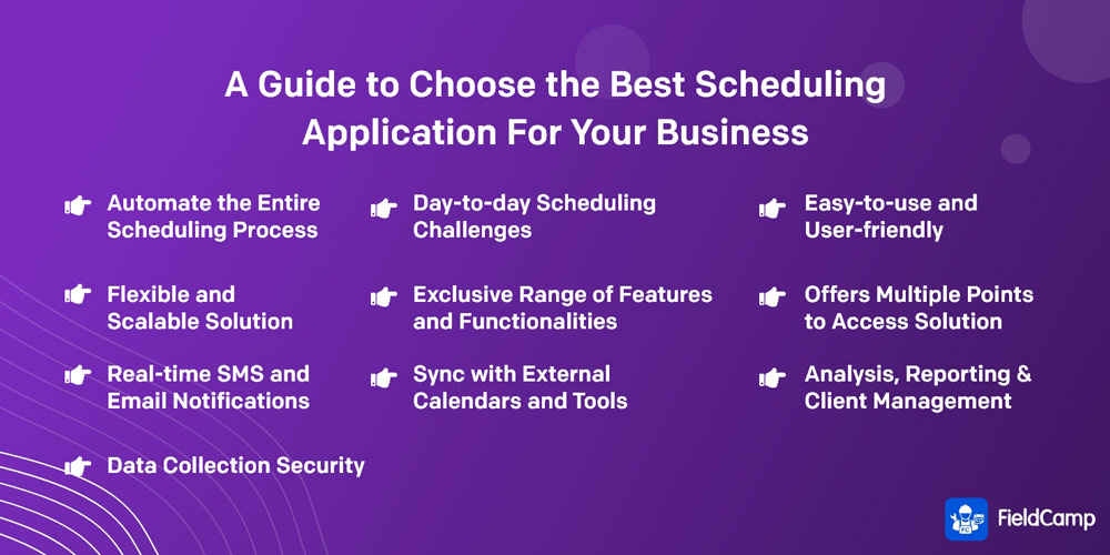 How to Choose Best Scheduling App for Small Business