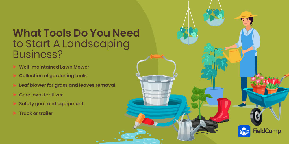 What Tools Do You Need to Start A Landscaping Business