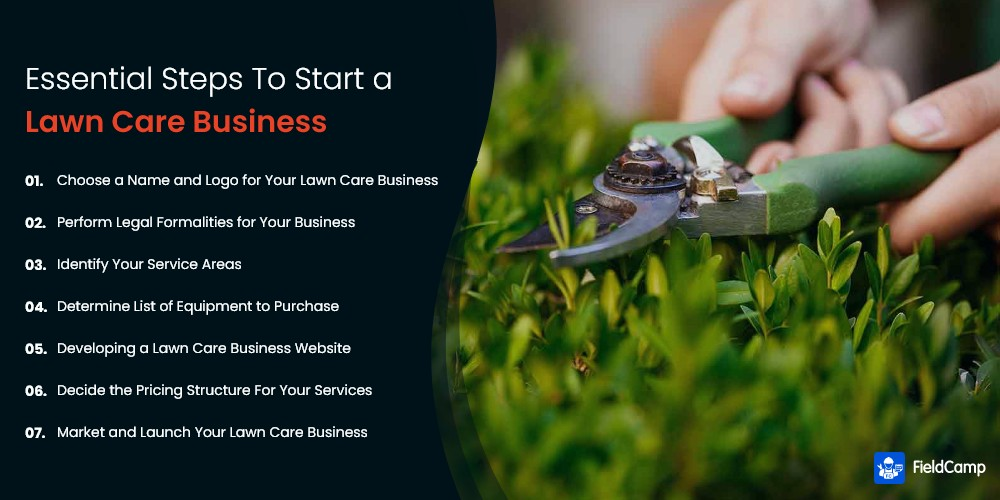 Essential Steps to Start a Lawn Care Business