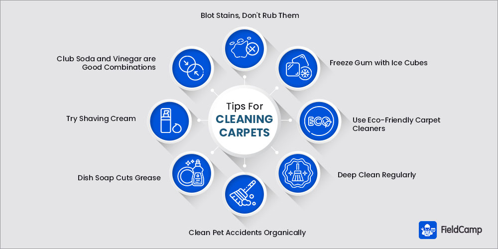 8 Carpet Cleaning Tips for Business Owners