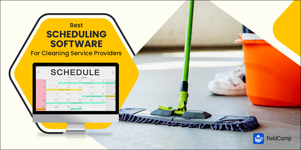 8 Best Cleaning Service Scheduling Software