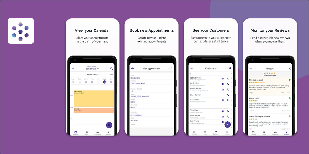 GenBook - Scheduling App for Small Business
