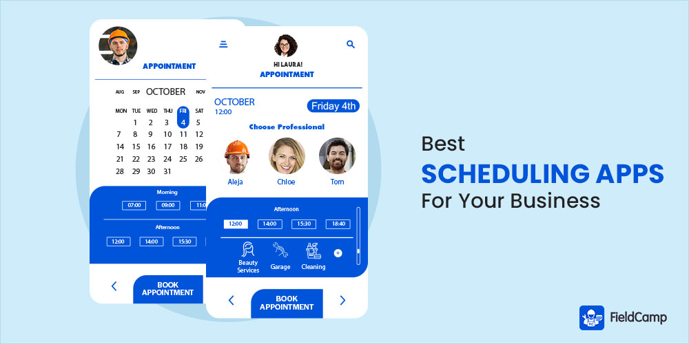 Best Scheduling App for Business