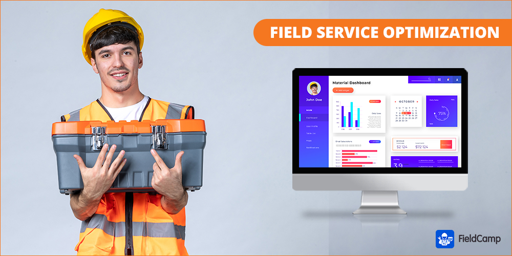 What is field service optimization