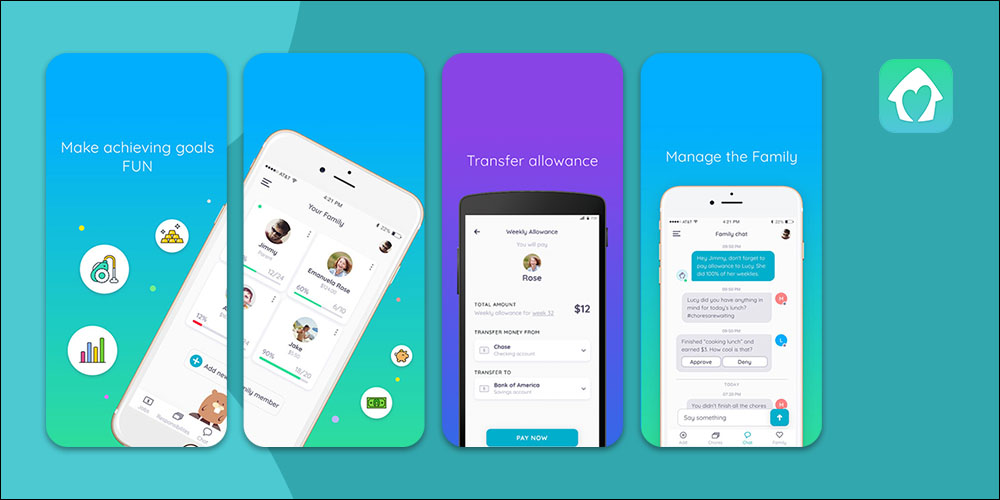 Homey - House cleaning App