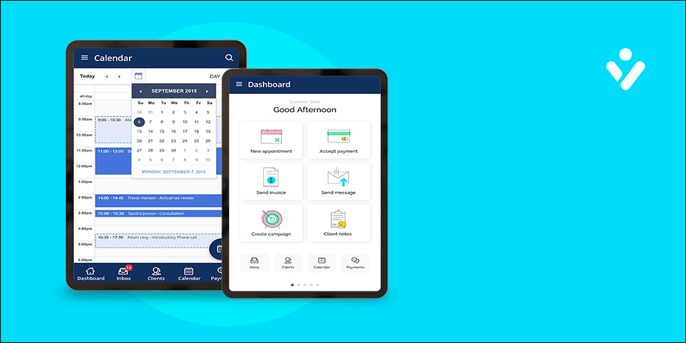Vcita - Scheduling App for Small Business