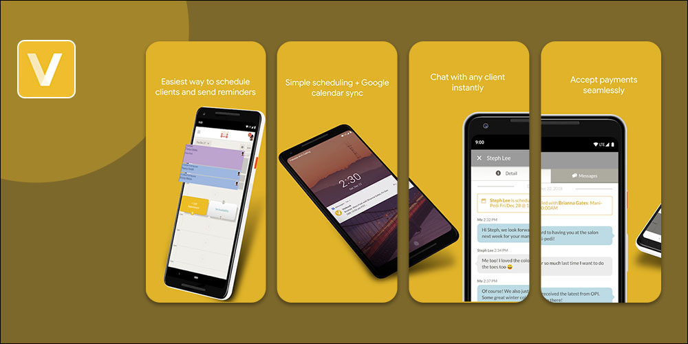 Visibook - Scheduling App for Small Business