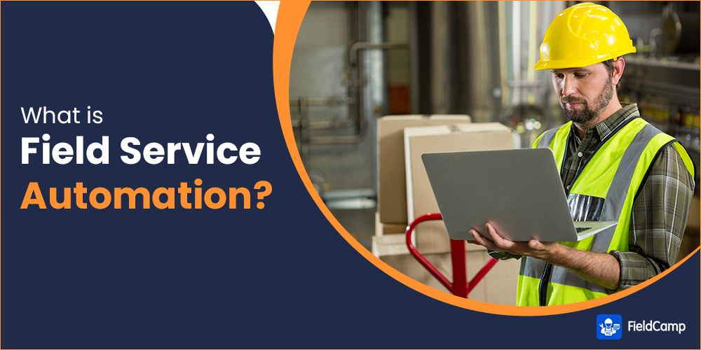 What is service automation