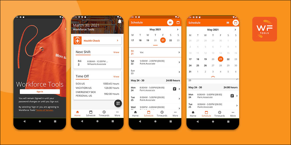 WorkForce - Scheduling App for Small Business
