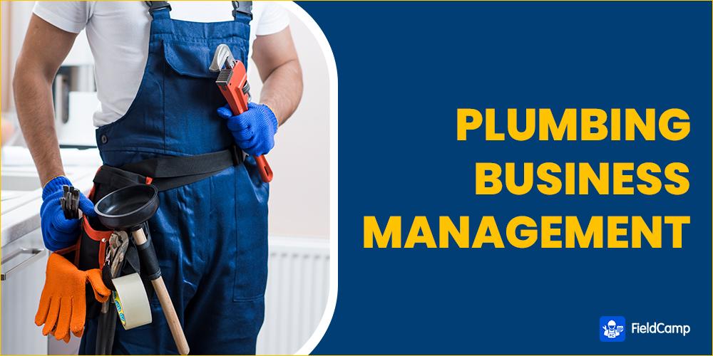 Plumbing business management