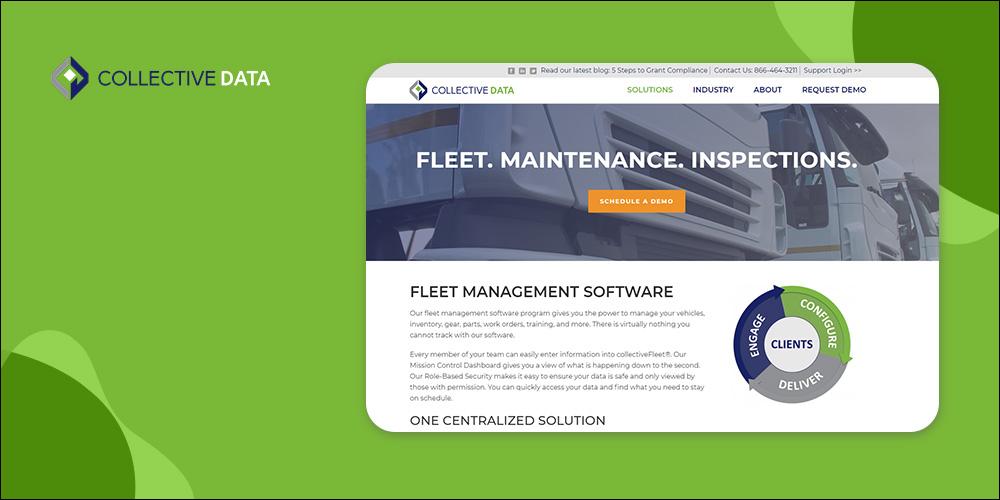 CollectiveFleet - Field Service Dispatch Software
