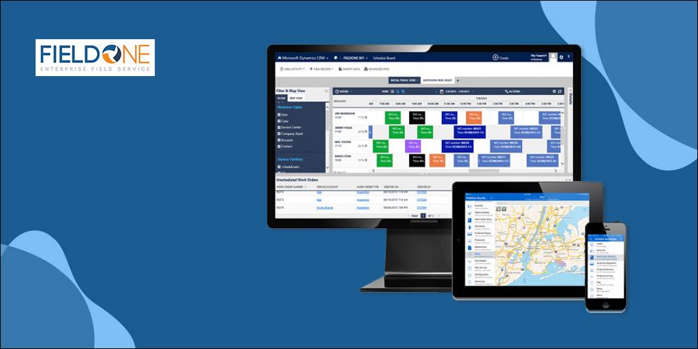FieldOne - Field Service Dispatch Software