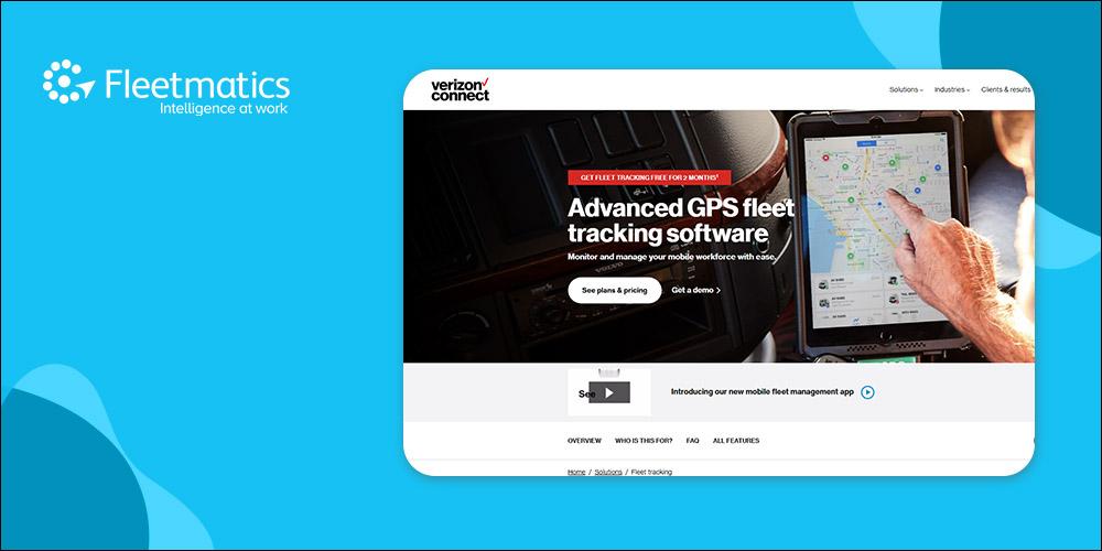 Fleetmatics - Field Service Dispatch Software